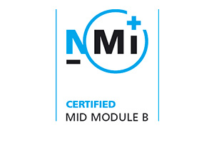 MID module B certificate issued by NMI Certin