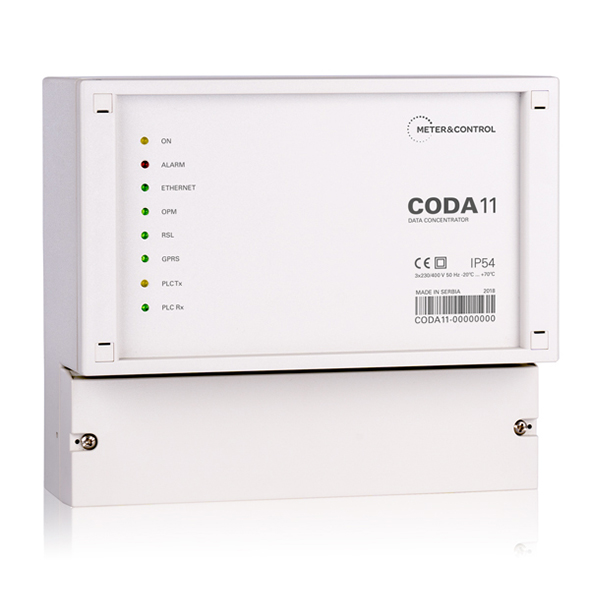 CODA11 data concentrator
