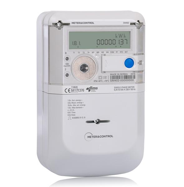 SM402 GPRS 3G smart meter
