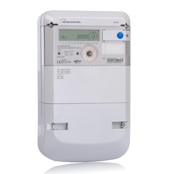 ST402 GPRS 3G smart meter