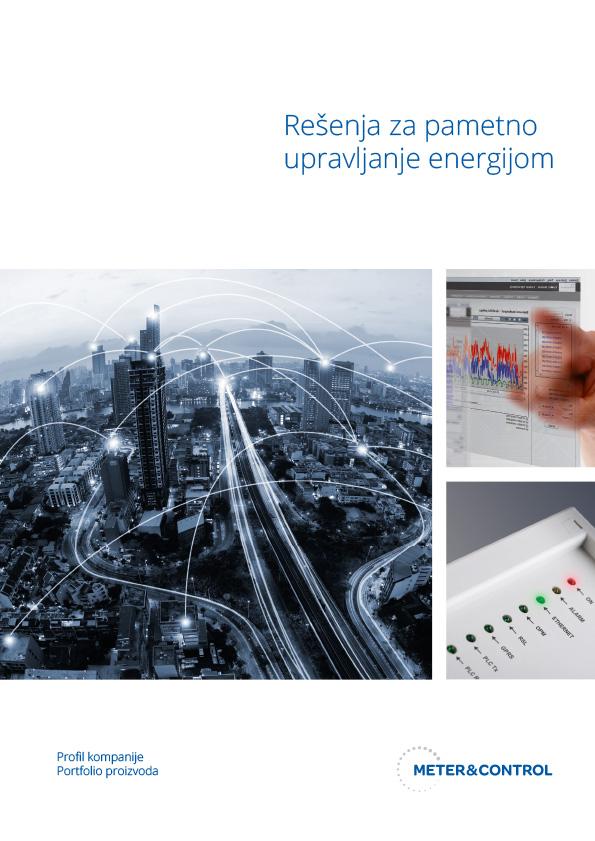 Meter&Control rešenja za pametno upravljanje energijom