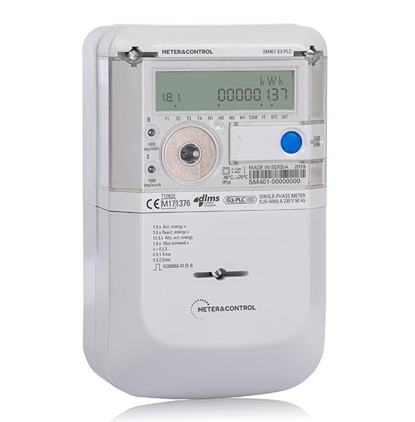 SM401 G3-PLC smart meter