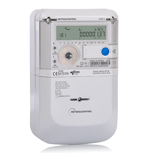 SM402 S GPRS 3G LTE pametno brojilo